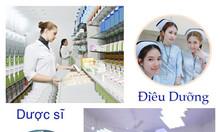 Tuyển sinh hệ cao đẳng ngành Dược và Điều dưỡng