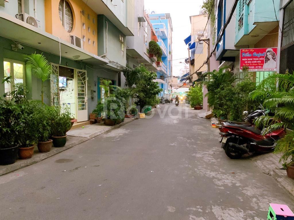Nhà hẻm 3 lấu  Lạc Long Quân trung tâm Tân Bình  (ảnh 1)