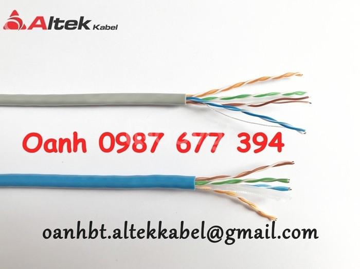 Cáp mạng nhập khẩu hiệu Altek Kabel