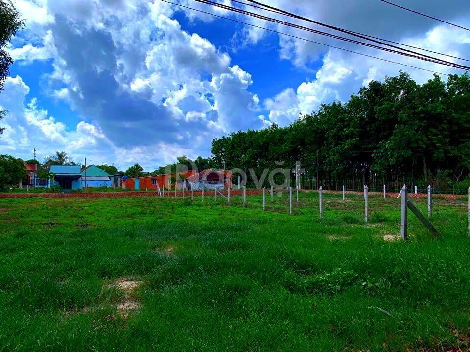 Bán lô đất 100% thổ cư thành phố giá chưa tới 7 triệu/m2