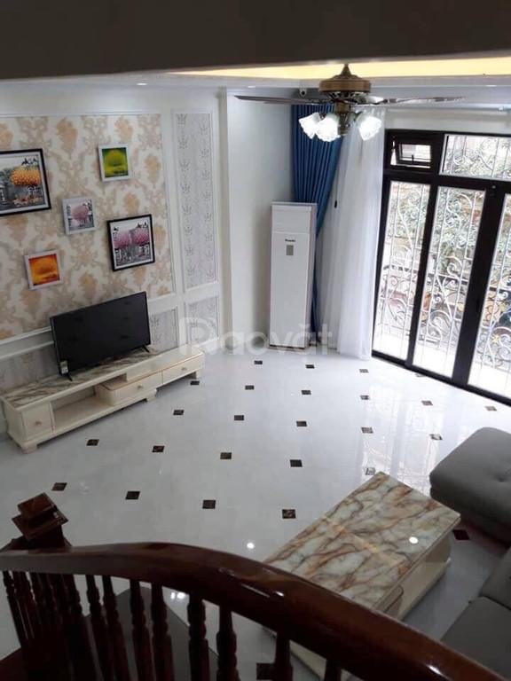 Biệt thự mini Văn Phú 5 tầng, đường to vỉa hè, 6.75 tỷ tặng nội thất