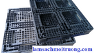 Pallet nhựa công nghiệp, pallet nhựa giá rẻ, pallet nhựa kê hàng, pall (ảnh 8)