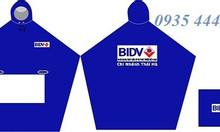 In ấn logo áo mưa quảng cáo tại Đà Nẵng, mẫu mã đa dạng