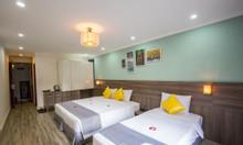 Cho thuê khách sạn Hàng Mành 60m2 x 7t, mt 4m 65tr