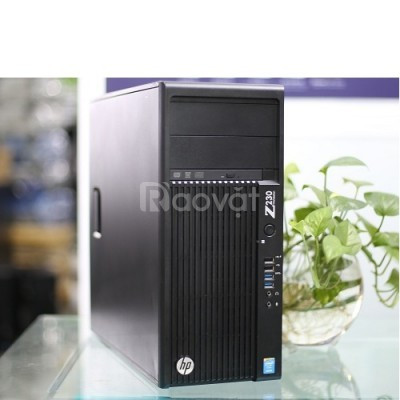 Máy tính workstation hp Z230 tower core i7 cho văn phòng (ảnh 3)