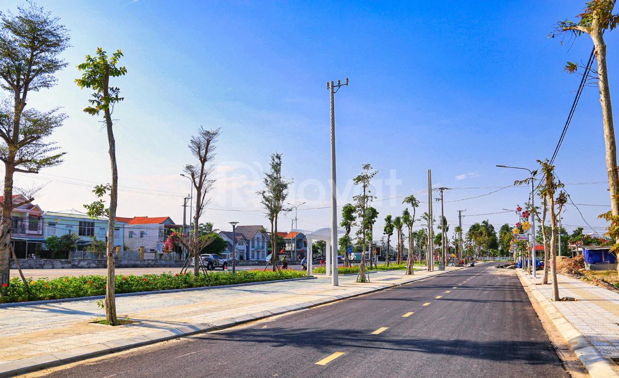 Đất mặt tiền đường quốc lộ  đô thị Đà Nẵng  Quảng Nam