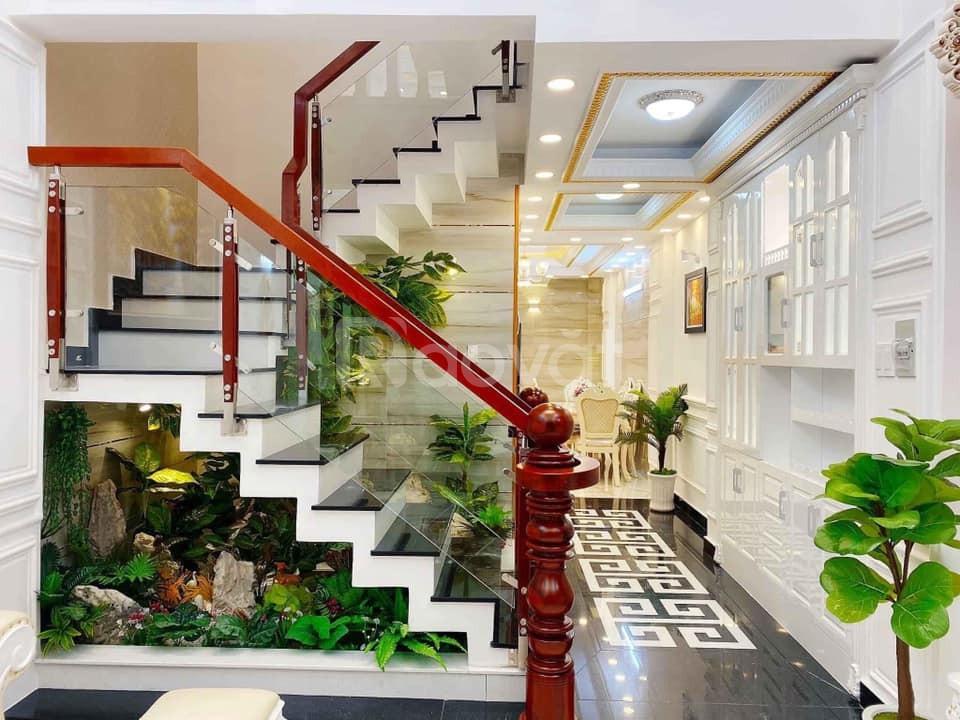 Bán nhà mặt phố đường Dương Quảng Hàm, quận Gò Vấp, Hồ Chí Minh