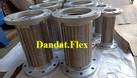 Cung cấp áp suất làm việc cho khớp nối mềm inox, khớp chống rung inox (ảnh 6)