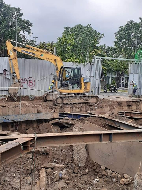 Dịch vụ đào móng, phá dỡ nhà, cho thuê xe cơ giới công trình (ảnh 2)