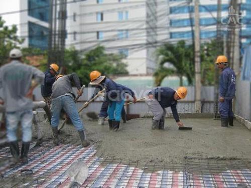 Dịch vụ đào móng, phá dỡ nhà, cho thuê xe cơ giới công trình (ảnh 4)