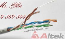 Cáp mạng Altek Kabel - Cáp mạng chống nhiễu FTP/ không chống nhiễu UTP