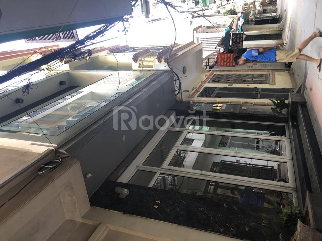 Hoàng Mai 40m 6 tầng cạnh phố ôtô đỗ cửa kinh doanh (ảnh 1)