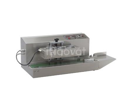 Máy dán màng seal bán tự động 0981268983