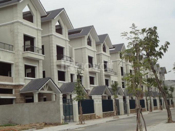 Bán gấp biệt thự khu đô thị Dương Nội DT 225m2 mặt đường 40m giá 17 tỷ