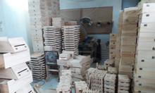 Xưởng sản xuất bao bì bằng gỗ