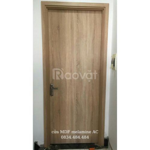 Cửa gỗ CN Melanine 0834.484.484
