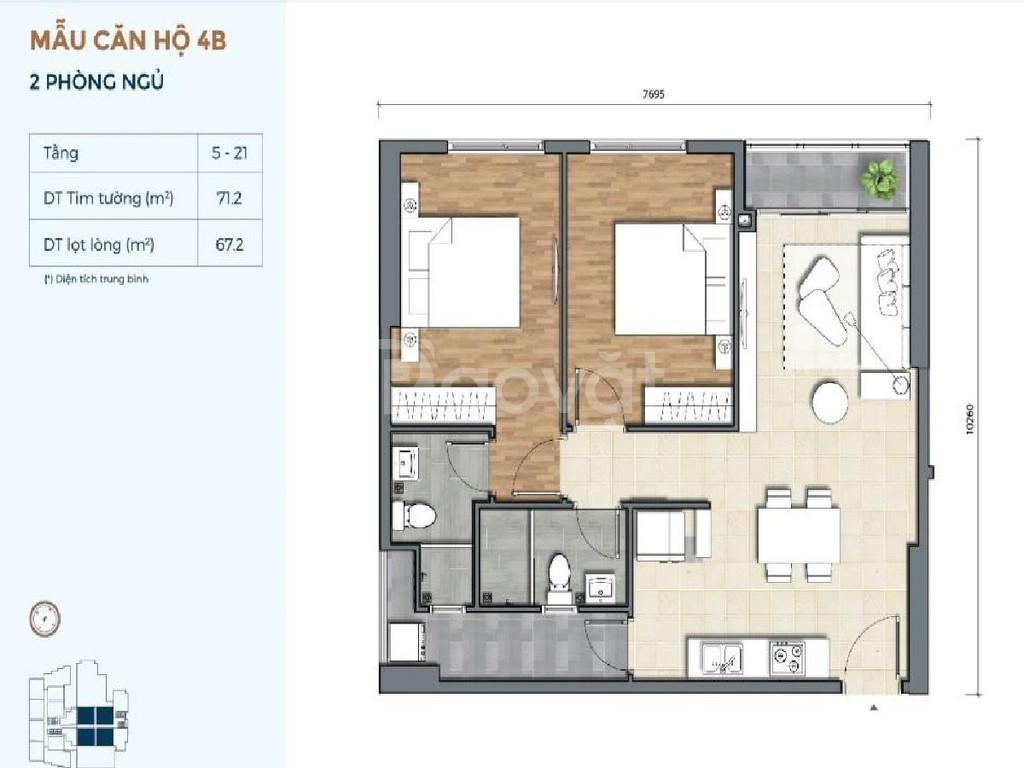 Chỉ thanh toán 30% trong 2 năm cơ hội hấp dẫn sở hữu căn hộ Precia (ảnh 1)