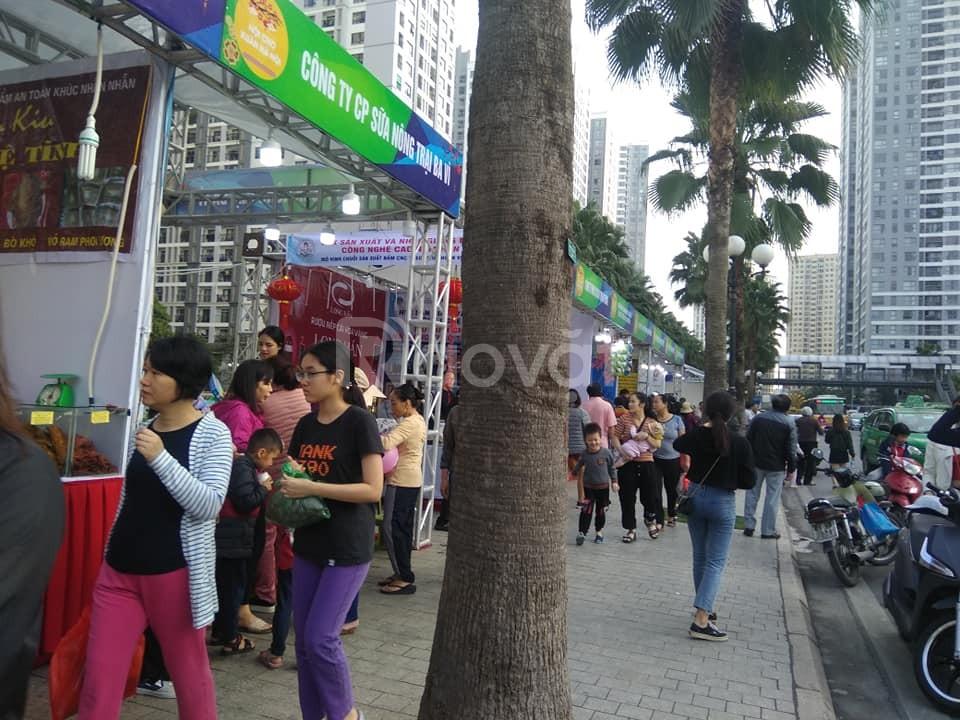 Hội chợ Kích cầu tiêu dùng tết trung thu 2020 tại KĐT Times City (ảnh 6)