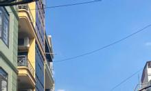 Cho thuê nhà 60m2x5 2 mặt tiền ngõ rộng oto vào tận cửa tại Thụy Khuê
