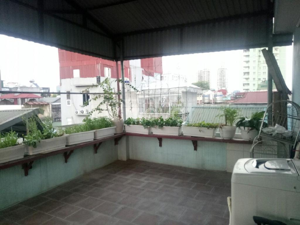 Bán nhà Nguyễn Chí Thanh Đống Đa 45m 5 Tầng lô góc kinh doanh
