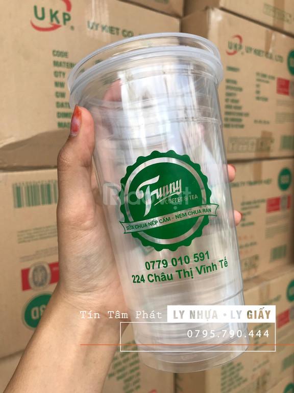 In ly nhựa, in ly giấy chất lượng Đà Nẵng (ảnh 4)