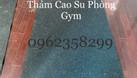 Thảm cao su phòng gym  (ảnh 8)