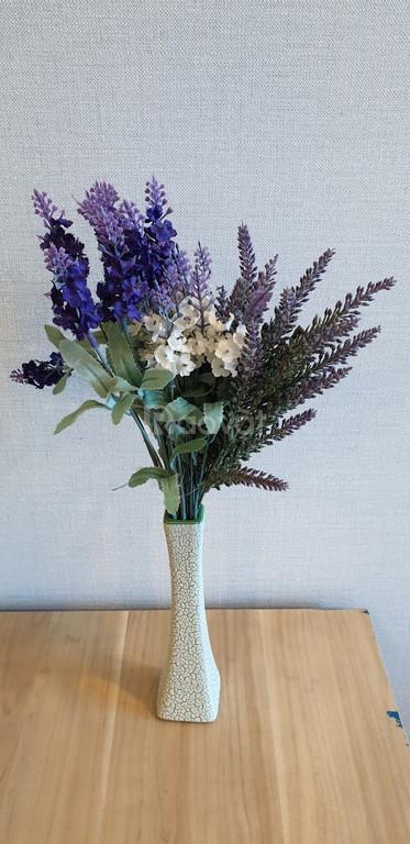 Thanh lý lọ hoa lavender giả (ảnh 1)
