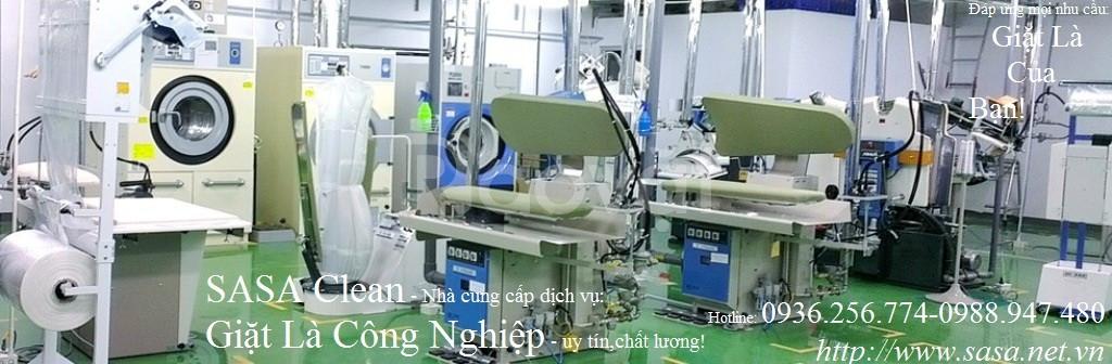 Giặt là công nghiệp cung cấp bởi SASA Clean – SASA Thăng Long (ảnh 4)