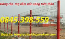 Hàng rào lưới thép, lưới thép a 50*150: a50*200