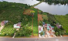 6 xào đất, có 15m mặt tiền Lý Thường Kiệt, Bảo Lộc, giáp hồ Nam Phương