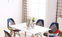 Setup Bàn ghế decor phòng trọ, Bàn ghế ăn căn hộ cho thuê