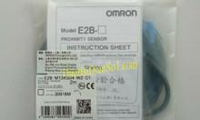 Cảm biến tiệm cận Omron E2B-M12LS04-WZ-C1