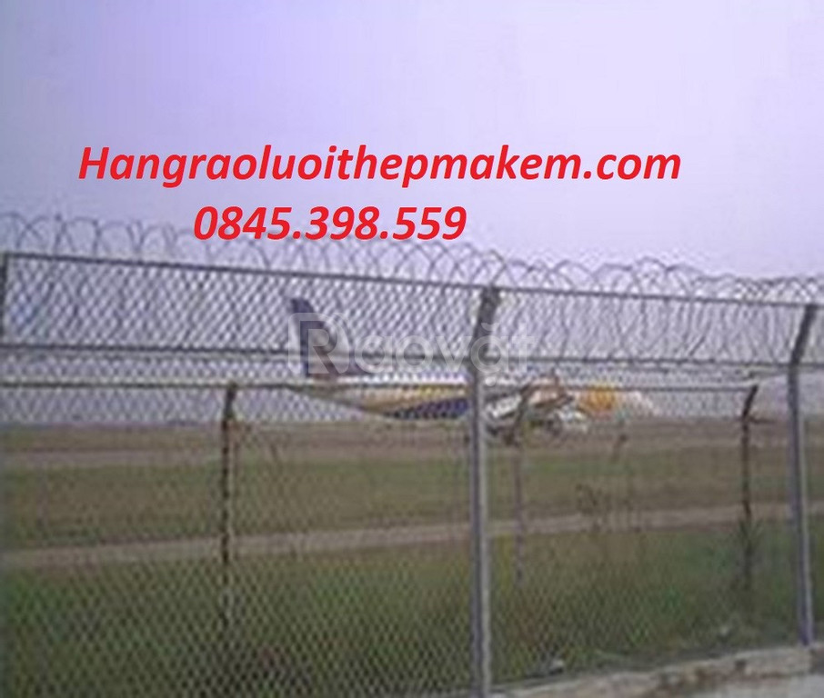 Hàng rào lưới thép sơn tĩnh điện D5 A(50x150), D5A(50x200)