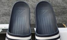 Adidas Duramo màu đen sọc trắng