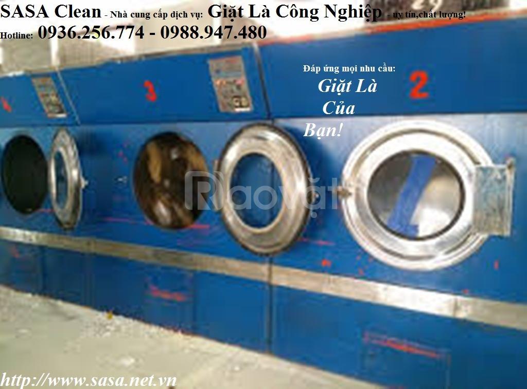 Giặt là công nghiệp cung cấp bởi SASA Clean – SASA Thăng Long (ảnh 8)