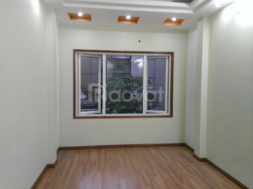 Nhà Trương Định Hoàng Mai 5T, đẹp lung linh, gần phố, ở ngay
