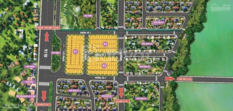 135 m2 đất biển sổ đỏ Cà Ná, đầu CN 827 Hec cần bán (ảnh 3)