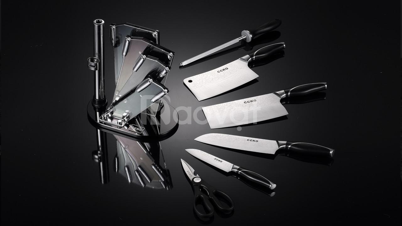 Bộ dao bếp cao cấp thương hiệu CCKO đến từ Đức
