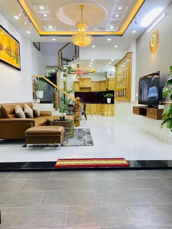 Bán nhà đẹp đường số 59, P14, quận Gò Vấp, TP HCM