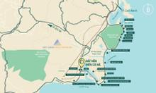 Đất nền KDC Cầu Quằn sổ đỏ thổ cư 100% ven biển Ninh Thuận