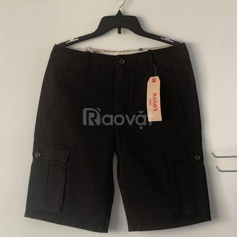 Tổng hợp các mẫu quần short hàng hiệu xách tay
