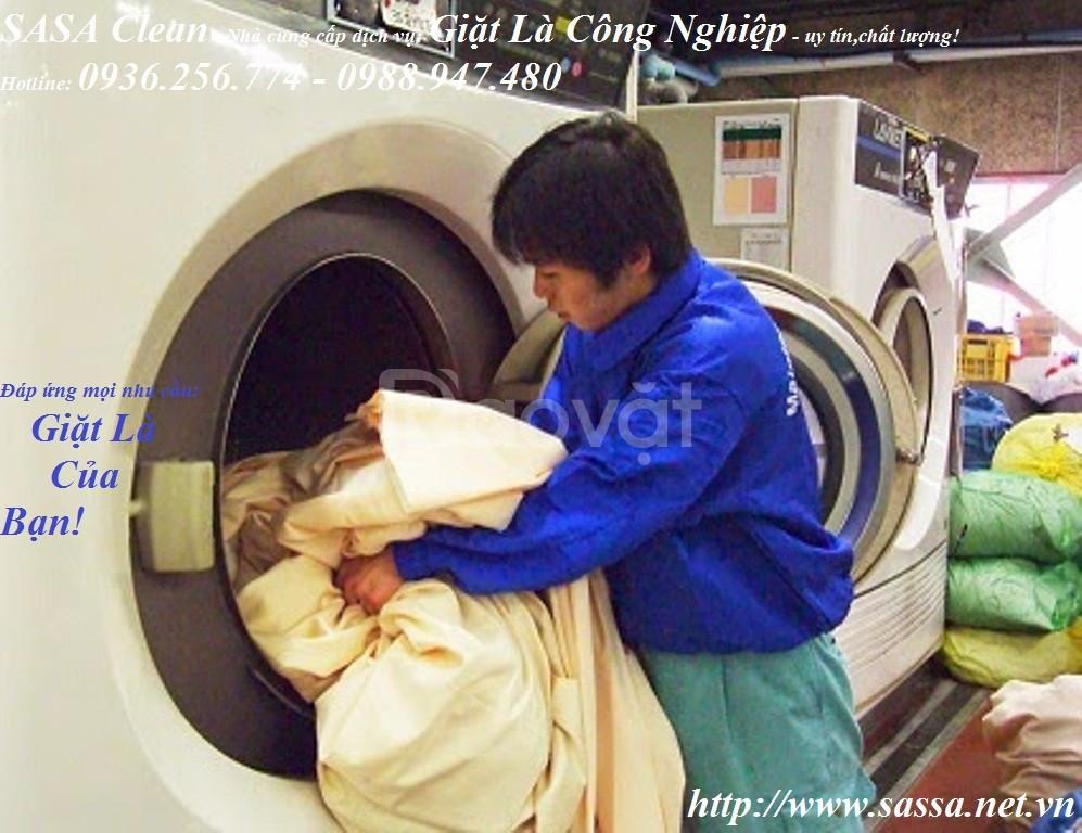 Giặt là công nghiệp cung cấp bởi SASA Clean – SASA Thăng Long (ảnh 5)