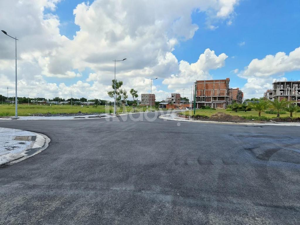 Bán đất ngay khu trung tâm Nhơn Trạch giá 15 triệu/m2 kdc hiện hữu