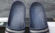Adidas Duramo màu xanh đen sọc bạc