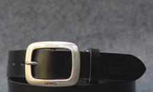 Thắt lưng Levi's chính hãng màu đen
