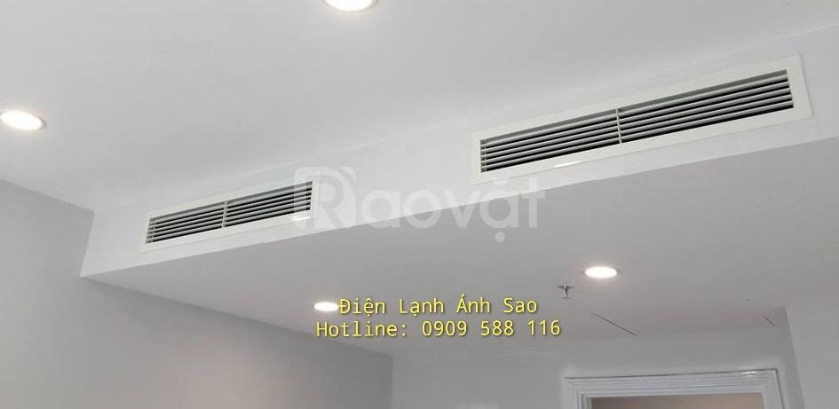 Máy lạnh giấu trần nối ống gió Daikin giá rẻ - Uy tín chất lượng