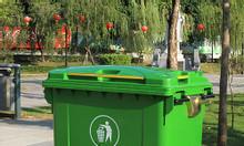 Thùng rác nhựa thu gom rác thải sinh hoạt