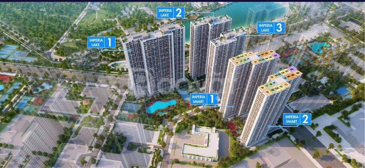 Sở hữu căn hộ Imperia Smart City