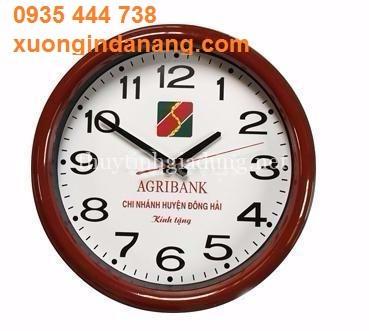 Công ty sản xuất đồng hồ treo tường quảng cáo tại Quảng Ngãi  (ảnh 1)
