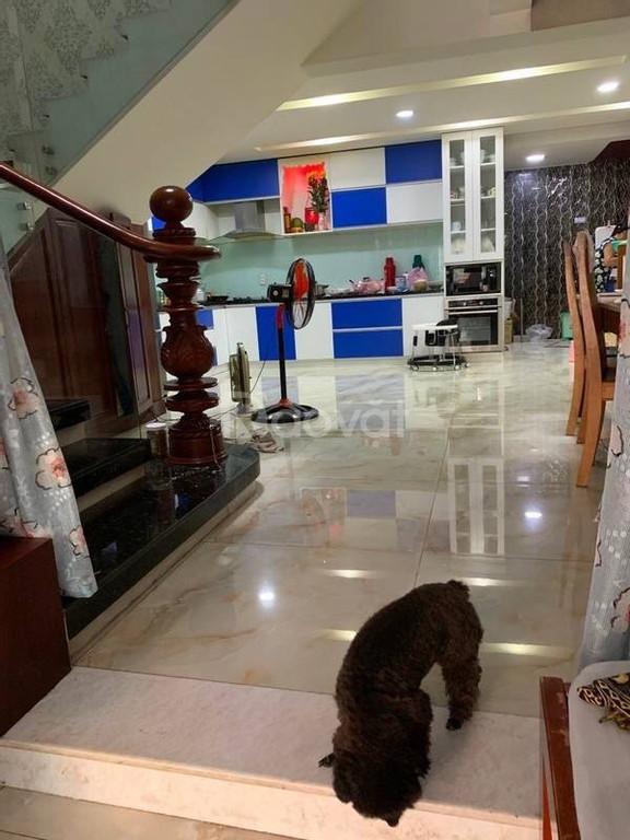 Nhà 3 tầng HXH tránh, Nguyễn Bỉnh Khiêm 110m2 giá 9.5 tỷ